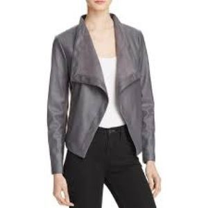 BB dakota grey leather jacket (faux)